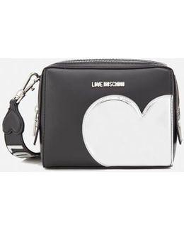 Mirror Heart Camera Bag