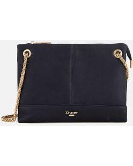 Eholly Triple Compartment Cross Body Bag