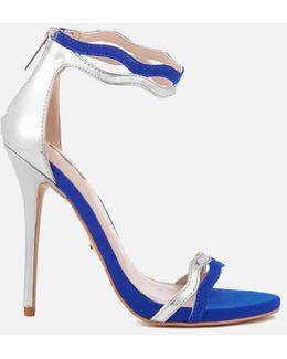 Gate Heeled Sandals