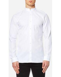 Men's Elvor Mandarin Collar Shirt