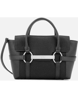 Barbican Small Flapover Tote Bag