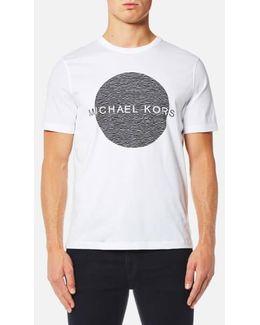 Wave Circle Logo T-shirt