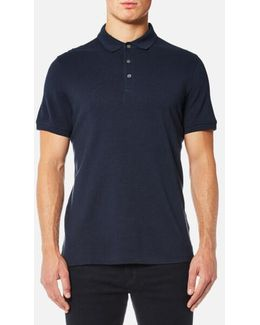 Mini Jacquard Polo Shirt