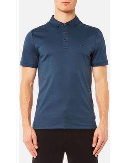 Men's Sleek Mk Polo Shirt