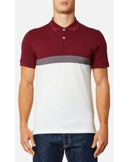 Tech Prep Pique Rugger Polo Shirt