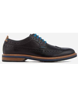 Men's Pitney Limit Leather Brogues