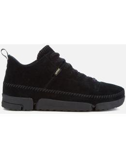 Black Trigenic Dry Gtx Suede Sneakers