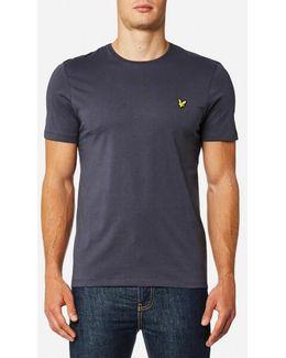 Plain Pick Stitch T-shirt