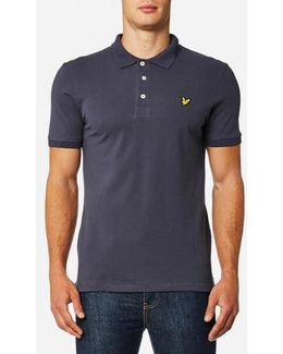 Pick Stitch Polo Shirt