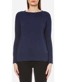 Lowmoore Knitted Jumper