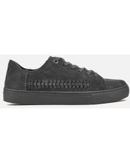 Lenox Suede Cupsole Trainers