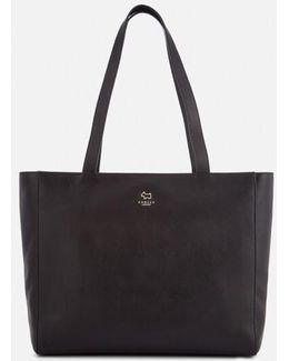 Greyfriars Gdns Large Ziptop Tote Bag