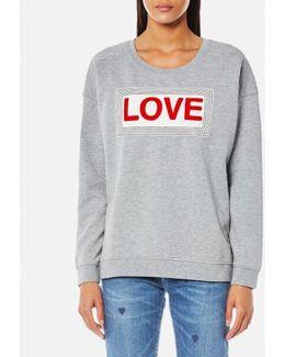 Women's Love Sweatshirt