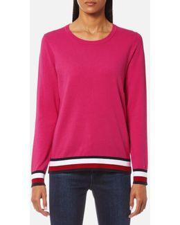 Ivy Crew Neck Sweatshirt