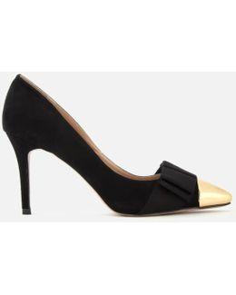 Alyssa Bow Court Shoes