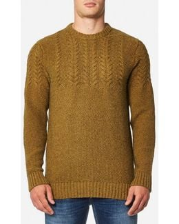 Craster Crew Knitted Jumpers