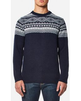 Cove Crew Knitted Jumper