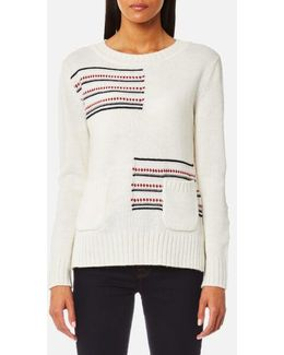 Women's Seaton Knitted Jumper