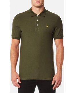 Honeycomb Polo Shirt