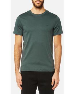 Liquid Jersey Short Sleeve Crew Neck T-shirt