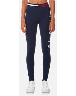 Active Wear Tiffany Logo Leggings