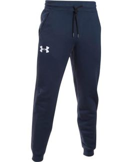 Rival Cotton Joggers -navy