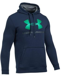 Men's Ua Rival Fleece Fitted Graphic Hoodie