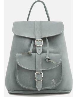 Elizabeth Small Nubuck Backpack
