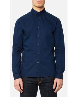 Gallen Washed Oxford Shirt