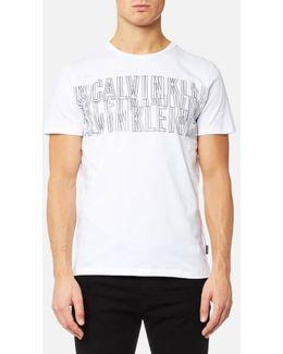 Japet Chest Print T-shirt