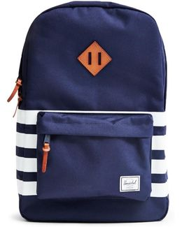 Heritage Backpack Navy