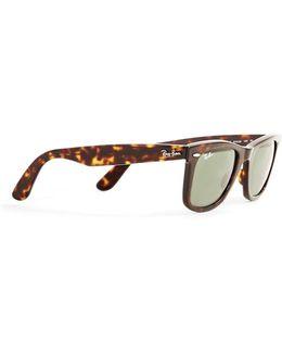 Wayfarer Sunglasses Large Rb2140 902 Tortoise Shell