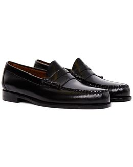 Weejuns Classic Penny Loafer Black