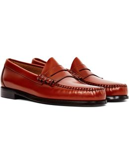 Weejuns Classic Penny Loafer Tan