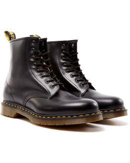8 Eye Classic Boot Black