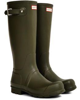 Original Tall Rain Boot Green