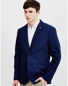 Willis Blazer Blue
