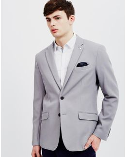 Willis Blazer Grey
