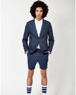 Nolan Blazer Light Blue