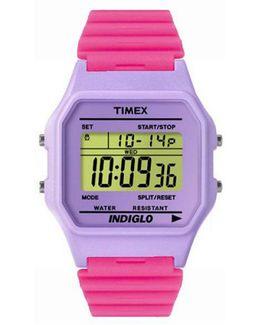 80 T2n267 Watch Purple