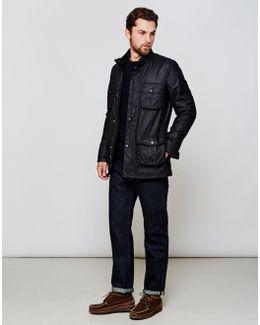 Corbridge Hunting Jacket Black