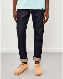 Ed-55 Red Selvage Denim Jeans