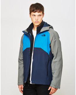 Stratos Jacket Blue/grey