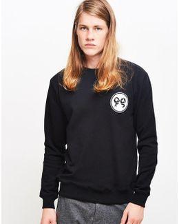 Rainbow Sweatshirt Black