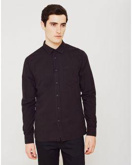 Henry Shirt Black