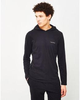 Comfort Cotton Movement Hoodie Black