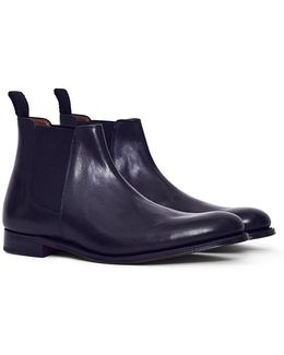 Declan Chelsea Boot Black