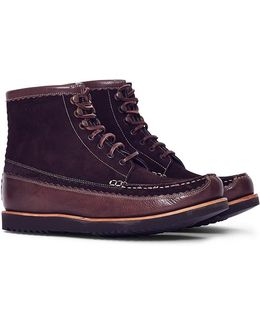 Hobson Boot Brown
