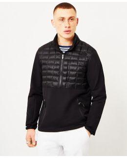 Denali Thermoball Half Zip Jacket Black