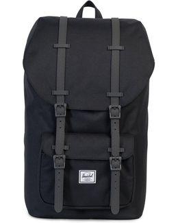 Hershcel Little America Backpack Black